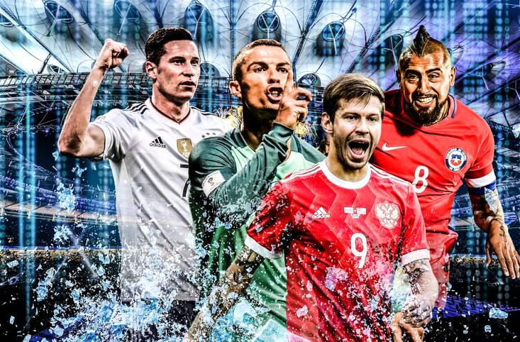 Vom 17. Juni bis zum 2. Juli 2017 steigt der FIFA Confederations Cup in Russland. Auch bei der Mini-WM (LIVE im TV auf SPORT1) kommen einige Stars zum Einsatz. SPORT1 zeigt die zehn Top-Spieler des Turniers