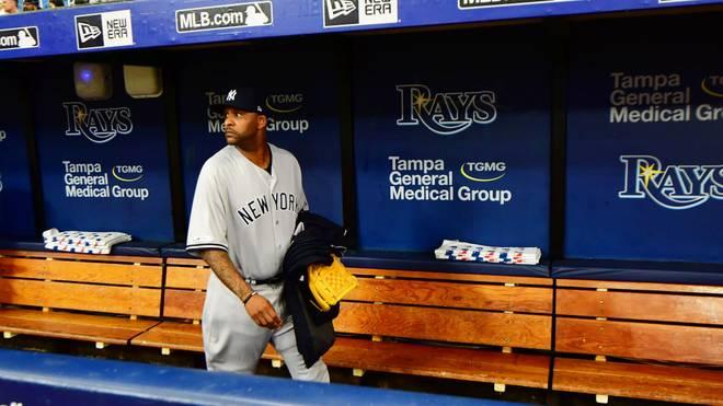 C.C. Sabathia fehlt den New York Yankees in den Playoffs gegen die Minnesota Twins