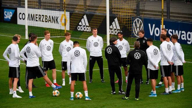 Das DFB-Team trifft in den letzten Länderspielen des Jahres auf Weißrussland und Nordirland