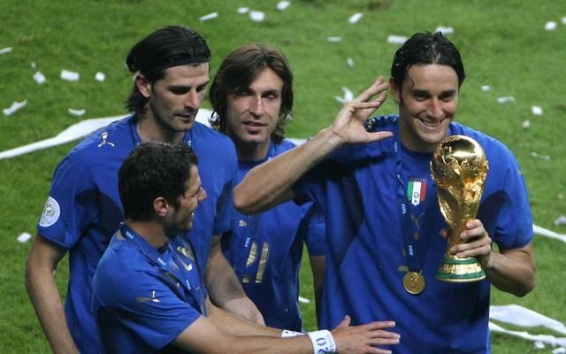 Andrea Pirlo wurde 2006 Weltmeister mit Italien