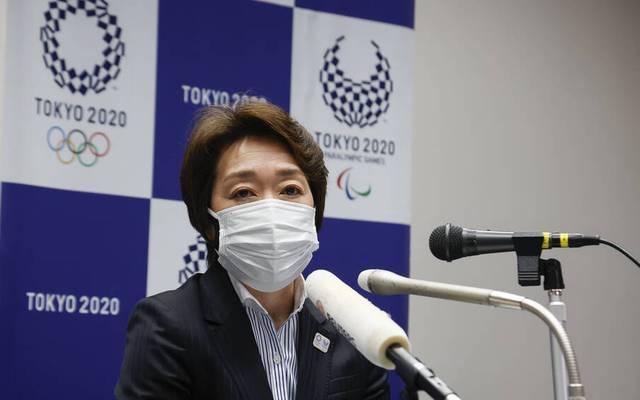 Seiko Hashimoto macht Sportlern wenig Hoffnung