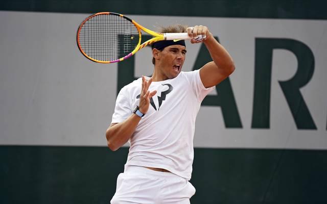Rafael Nadal ist mit zwölf Triumphen der Dominator der French Open