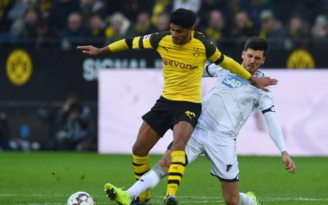 Die Partie zwischen Hoffenheim und Dortmund kommt im Free-TV