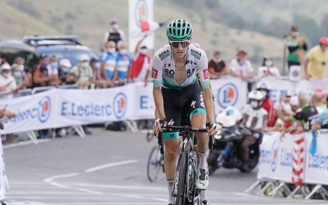 05-09-2020 Tour De France; Tappa 08 Cazeres Sur Garonne - Loudenvielle; 2020, Bora - Hansgrohe; Buchmann, Emanuel; Col De Peyresourde; PUBLICATIONxNOTxINxITAxFRAxNED