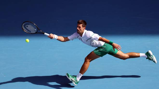 Novak Djokovic will ins Halbfinale