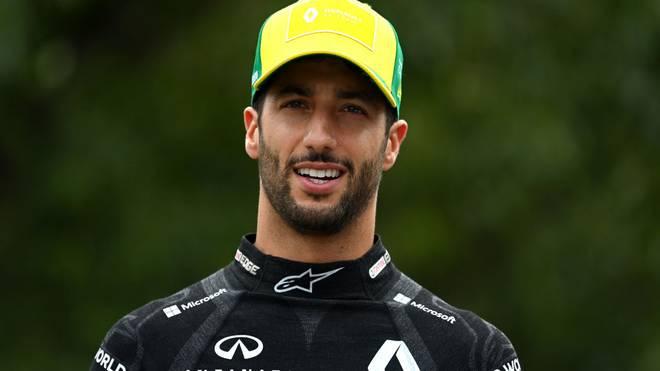 Daniel Ricciardo wechselt 2021 zu McLaren