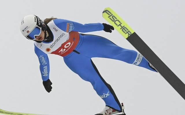 Gyda Westvold Hansen holt WM-Gold