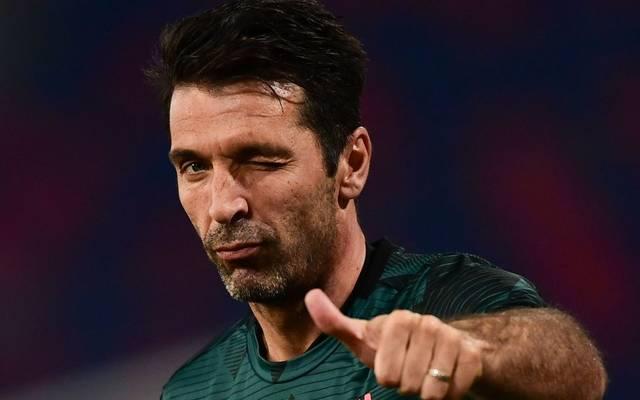 Gianluigi Buffon: Die lebende Legende bleibt dem Fußball weiter erhalten