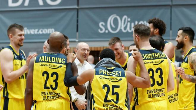 Oldenburg gleicht in Finalserie zum 1:1 aus