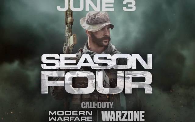 In Season 4 stehen in Call of Duty die Zeichen auf Price!