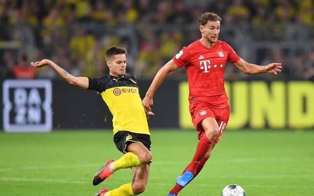Bayern München spielt am 9. November in der Bundesliga gegen den BVB