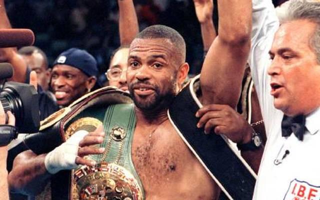 Roy Jones Jr. war Weltmeister bedeutender Verbände in vier Gewichtsklassen