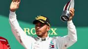 Formel 1 - Weltmeister Lewis Hamilton hat seinen Vertrag bei Mercedes verlängert