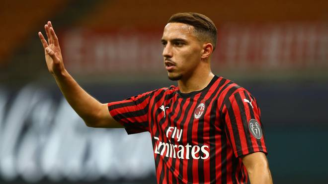 Ismael Bennacer spielt seit 2019 für den AC Mailand