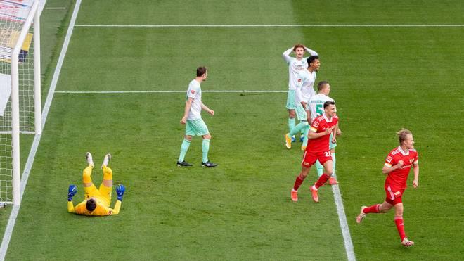 Werder Bremen hat sieben Bundesliga-Spiele in Folge verloren