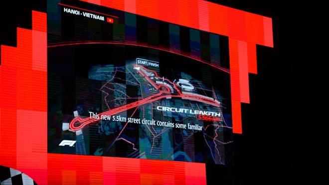 Der Grand Prix von Vietnam soll am 5. April stattfinden