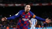 Lionel Messi lässt zwischen den Zeilen Kritik an Barcas Klubführung durchklingen