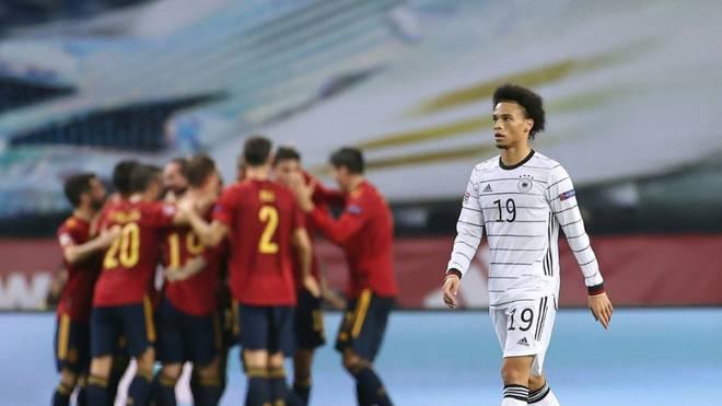 Das 0:6 in Spanien war die höchste DFB-Pleite seit 1931