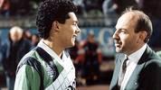 RODOLFO ESTEBAN CARDOSO: 1990 verpflichtet Homburgs Präsident Manfred Ommer das Talent vom argentinischen Klub Estudiantes. Den Durchbruch schafft Cardoso aber erst nach seinem Wechsel zum SC Freiburg, mit dem er die Bundesliga aufmischt. Später spielt er zudem für Bremen und den HSV in der Bundesliga