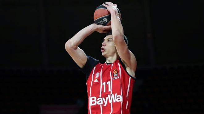 Lucic wirft 17 Punkte bei Bayern-Sieg