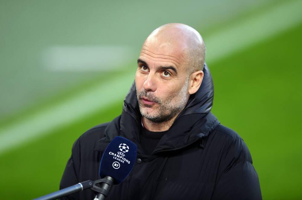 PSG? Guardiola spricht lieber über Bayern