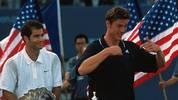 Sppätestens im Jahr 2000 prophezeiten ihm die Experten eine große Karriere. Im Finale der US Open besiegte er Pete Sampras klar in drei Sätzen, holte sich seinen ersten Grand-Slam-Titel und stand kurze Zeit später an der Spitze der Weltrangliste