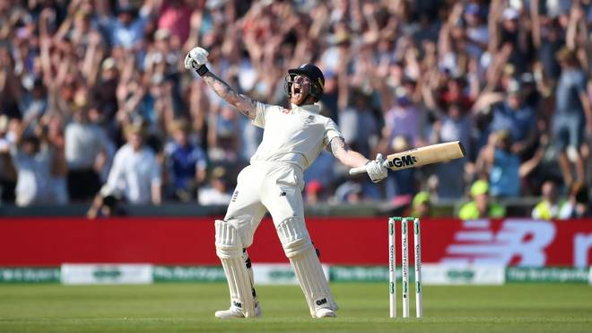 Ben Stokes wird in England als Cricket-Held gefeiert