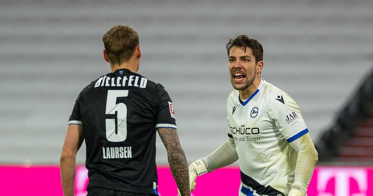 Arminia Bielefeld: Stefan Ortega über Haaland, Neuer und Real Madrid - SPORT1