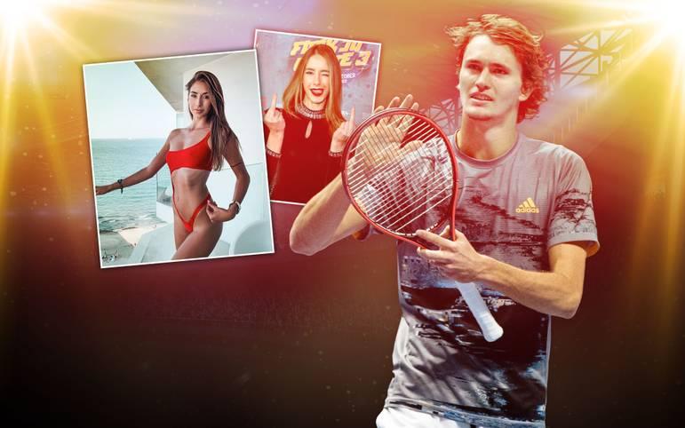 """Sie ist aktuell die Herzdame von Alexander Zverev - Brenda Patea. Bei Heidi Klums """"Germany's Next Topmodel"""" wurde sie 2017 """"nur"""" Zehnte. Beim Hamburger ist sie die Nummer eins. Schon bei den ATP Finals in London war die Schönheit in dessen Box."""