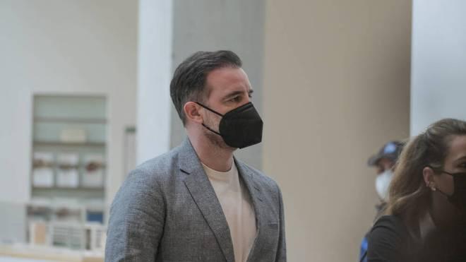 Christoph Metzelder muss sich vor dem Düsseldorfer Amtsgericht verantworten