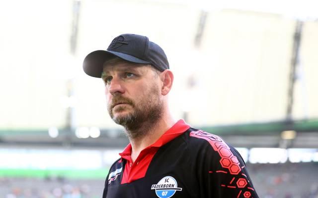 Steffen Baumgart ist seit 2017 Trainer des SC Paderborn