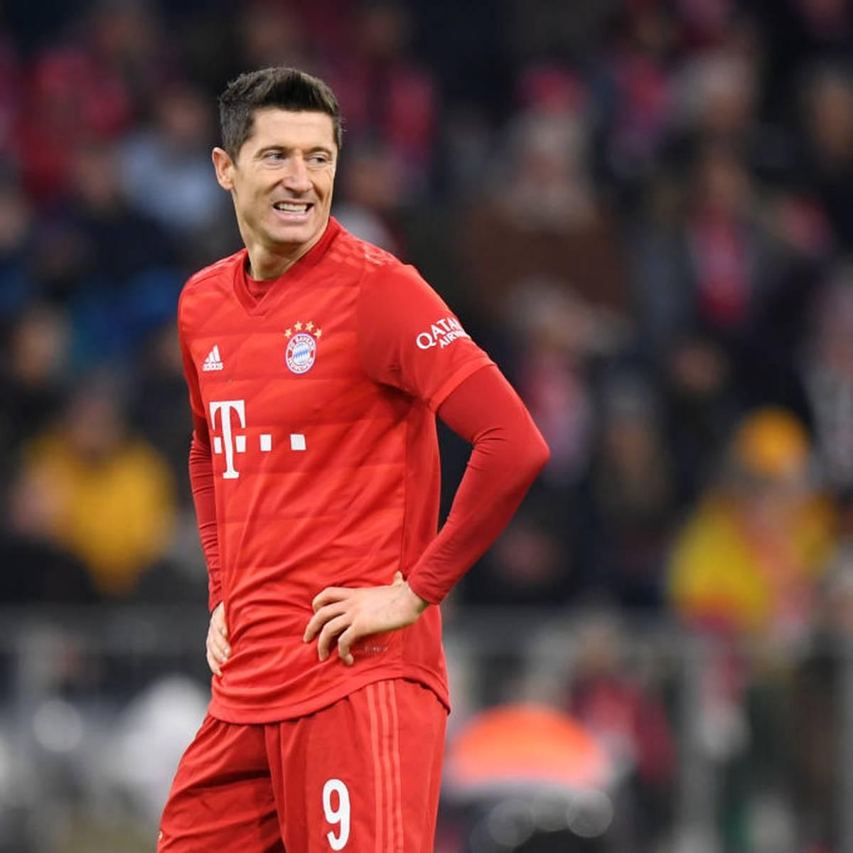 Bayerns Lewandowski-Abhängigkeit