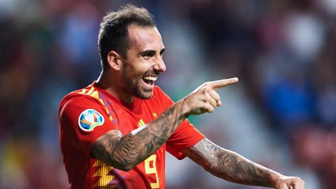 Paco Alcácer will erneut für Spanien jubeln