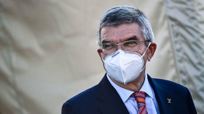 IOC-Präsident Thomas Bach gibt sich beim Thema Tokio 2020 weiter zuversichtlich