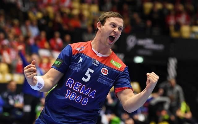 Sander Sagosen ist der Top-Star im Kader von Vize-Weltmeister Norwegen