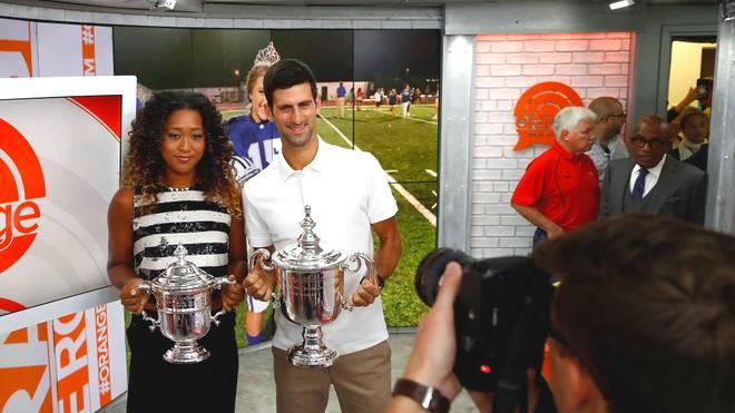 Naomi Osaka und Novak Djokovic sind die Titelverteidiger bei den Australian Open