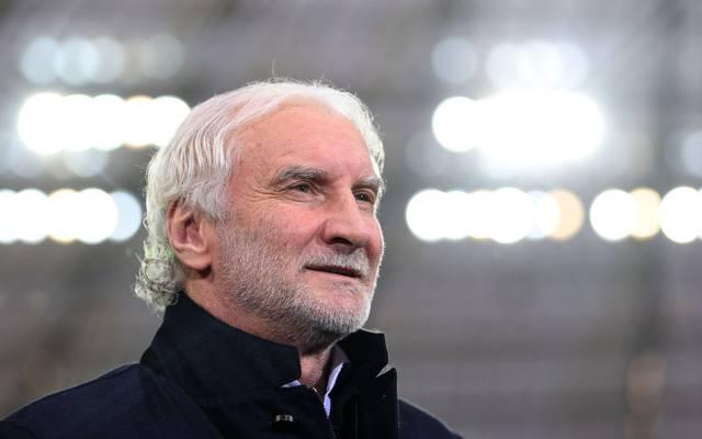 Rudi Völler ist Geschäftsführer von Bayer Leverkusen