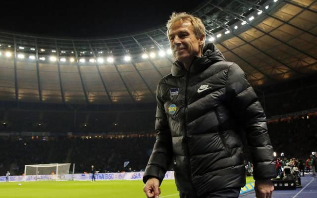 Jürgen Klinsmann führt bei Hertha BSC einen neuen Dresscode ein
