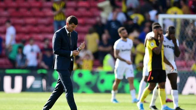 Javi Gracia wurde als Trainer vom FC Watford entlassen