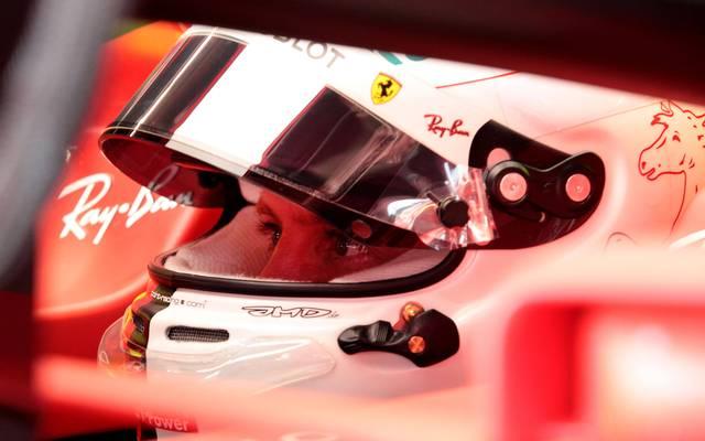 Sebastian Vettel startet nur von Rang 14