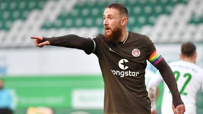 Marvin Knoll und der FC St. Pauli müssen punkten