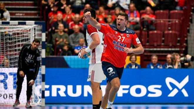 Co-Gastgeber Norwegen kann mit einem Sieg gegen Island den Halbfinal-Einzug perfekt machen