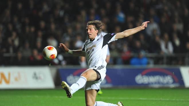 Michu stand von 2012 bis 2015 bei Swansea City unter Vertrag