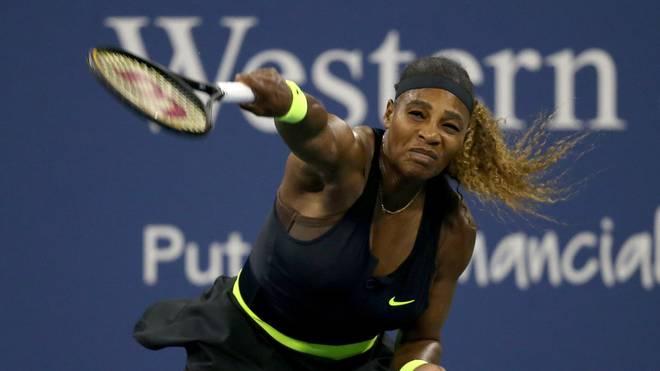 Serena Williams droht die US-Open mit einer Verletzung zu verpassen