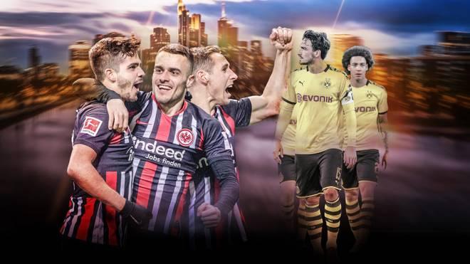 Eintracht Frankfurt rollt die Bundesliga von hinten auf - nächstes Opfer: der BVB?