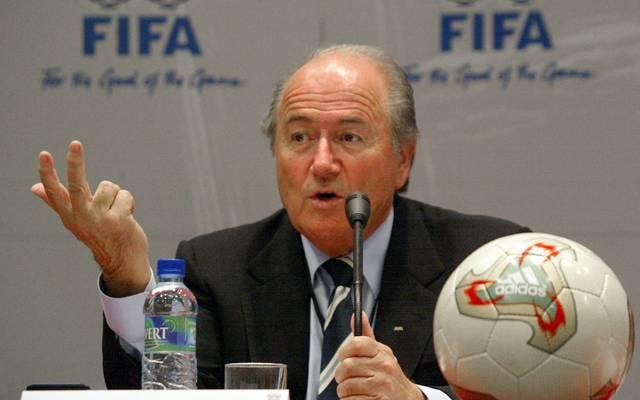 Sepp Blatter war lange Jahre FIFA-Präsident