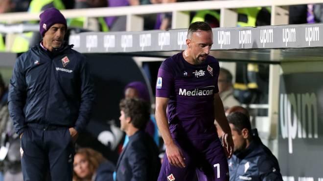 Franck Ribéry soll bald wieder mit individuellem Training beginnen