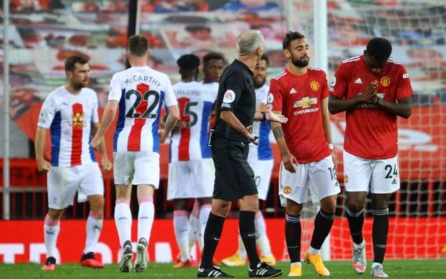 Manchester United kassierte eine überraschende Pleite