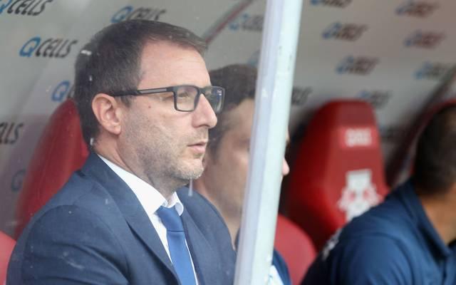 Devis Mangia spielte mit seinem Ex-Verein Craiova bereits gegen RB Leipzig in der Europa-League-Qualifikation