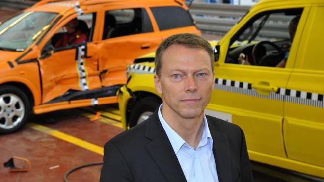 Siegfried Brockmann von der Unfallforschung der Versicherer (UDV)